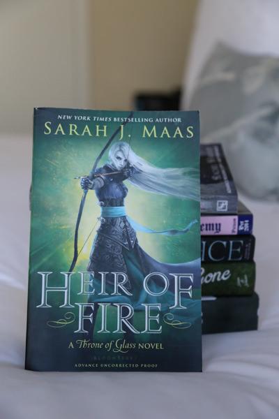 Heir of Fire ARC