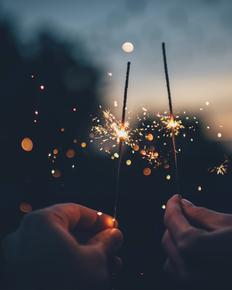Celebrating a new blog